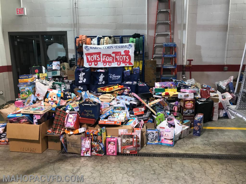 The generosity of our community!!!